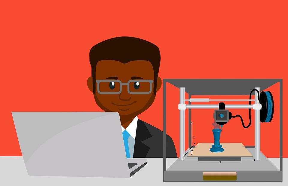 3D tisk vdnešní době