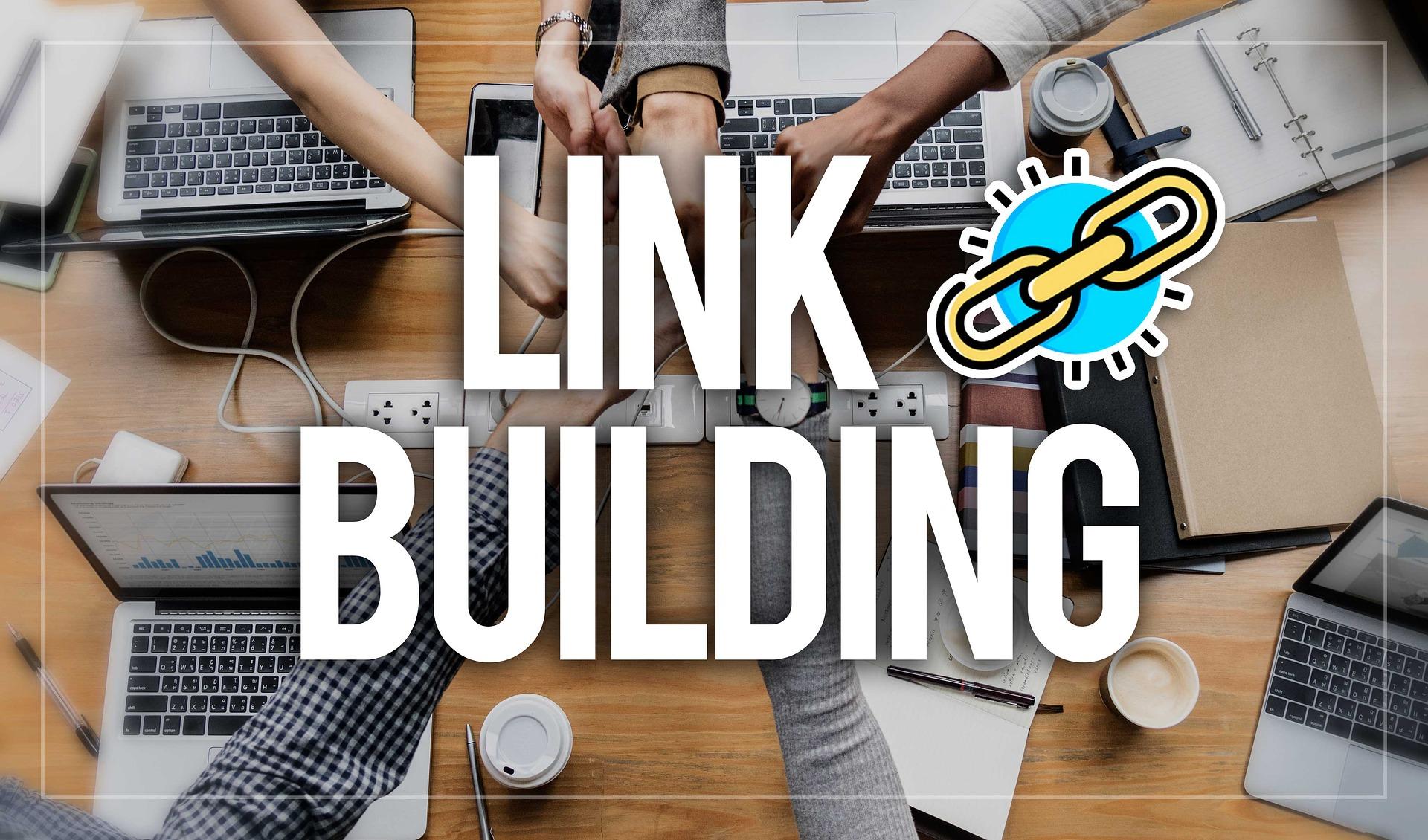 Linkbuilding zpětné odkazy