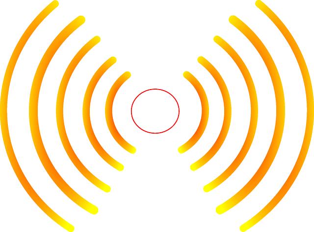 vlny wifi