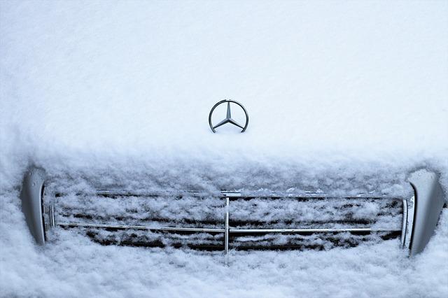 Příprava auta na zimní provoz