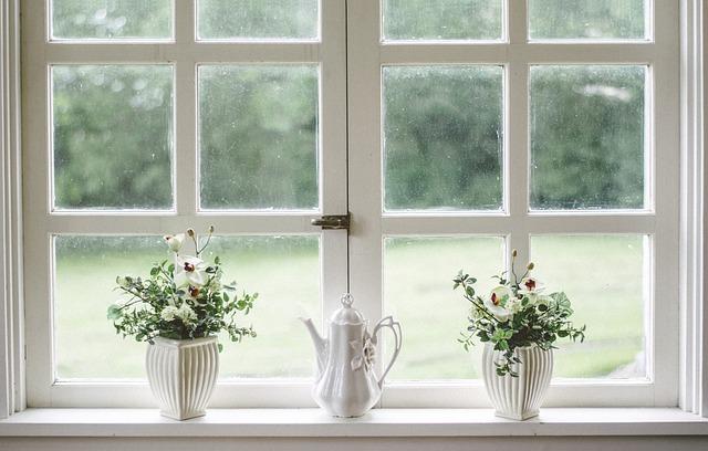 Jak na rosící se okna a proč se rosí?
