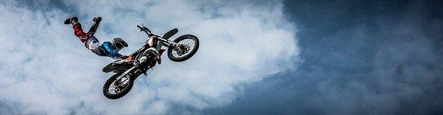 Extrémní motosport