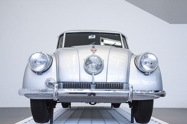 První aerodynamický automobil vznikl v předválečném Československu