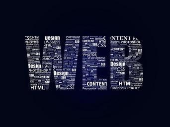 znázornění webu